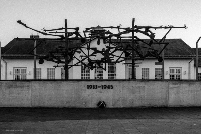 Resultado de imagen para Fotos de campo de concentración de Dachau