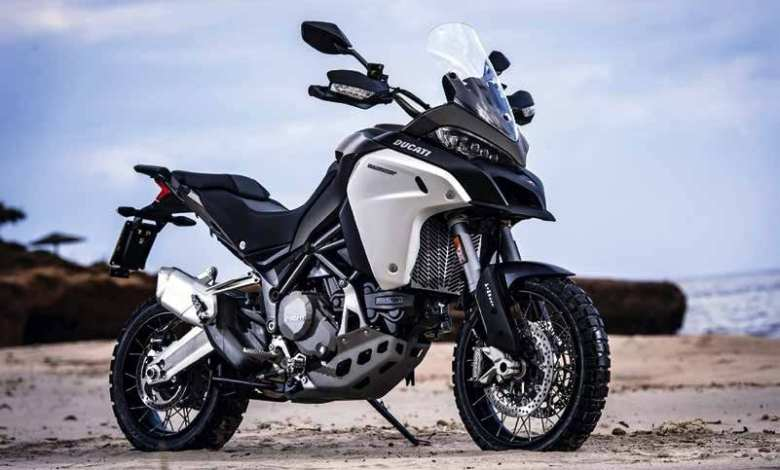 Photo of Essai Ducati Multistrada 1200 Enduro 2016