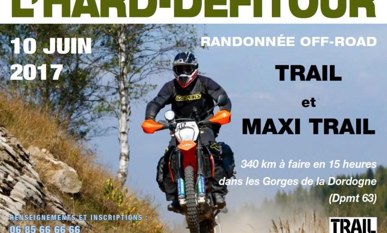 Photo of Trail Adventure Magazine est partenaire de L'hard-défitour 2017