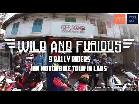 Photo of Vidéo – pilotes de rallye Pro Laos