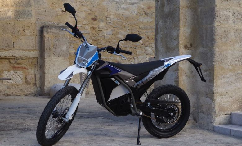 Photo of Electric Motion ETREK : Le trail se met au jus