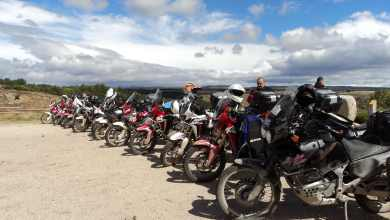 Photo of Africa Twin Trophy 2017