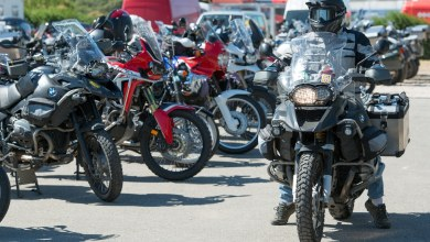 Photo of Travel Event 2017 by Touratech