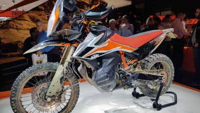 Photo of Prototype KTM 790 Adventure R dévoilé