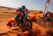 Photo of Afriquia Merzouga Rally du 15 au 20 avril 2018