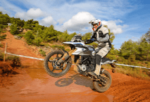 Photo of BMW G 310 GS