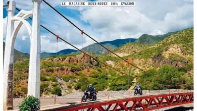 Photo of Voyages à Moto n°2 en kiosque