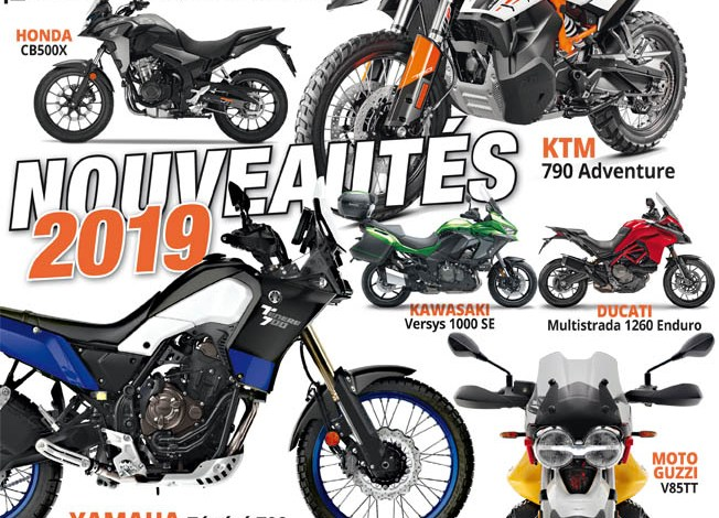 Photo of Trail Adventure n°16 en kiosque
