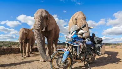 Photo of Honda Adventure Roads en Afrique du Sud !