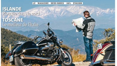 Photo of Voyages à Moto n°3 en kiosque !