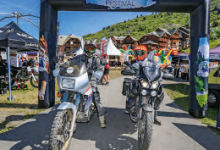 Photo of 1er MotoTrail Festival Valmeinier