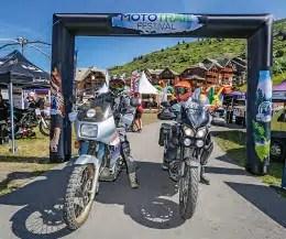 Photo of 1er MotoTrail Festival Valmeinier