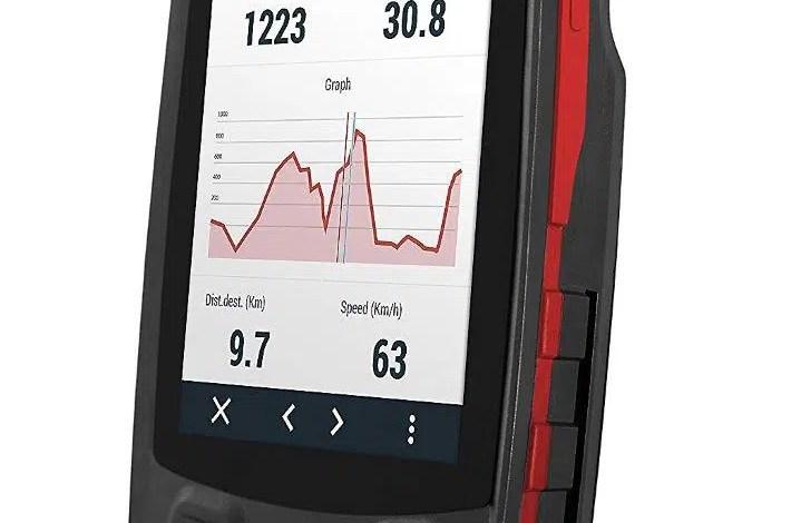 Tout-terrain : GPS Aventura Motor