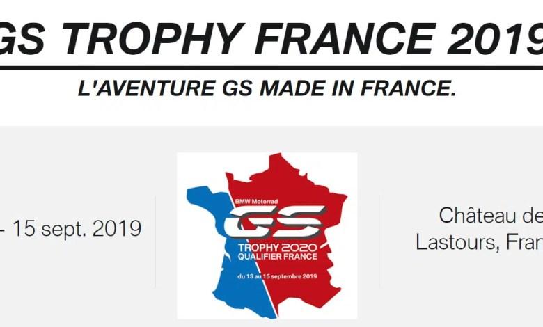 GS TROPHY 2019