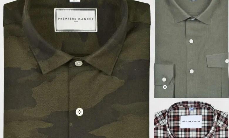 Chemises - Première manche