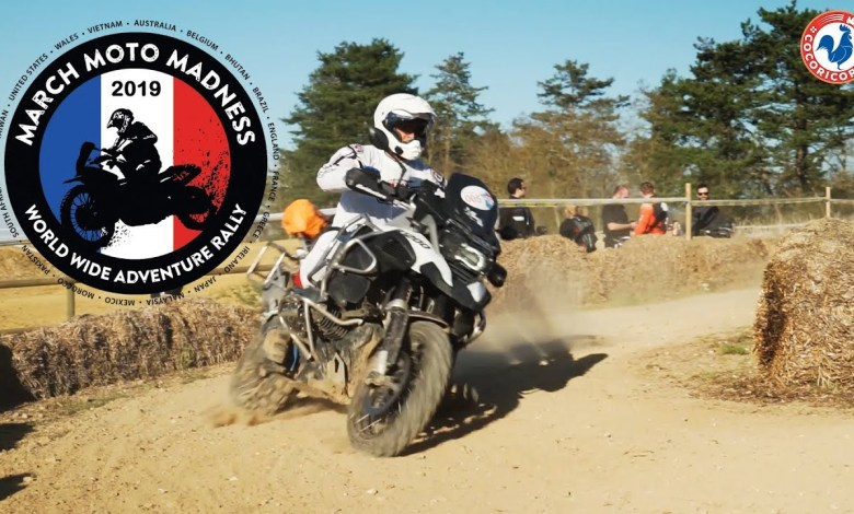 Photo of La vidéo officielle du  March Moto Madness France 2019 !