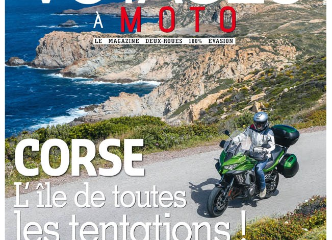 Photo of Voyages à moto n°4 en kiosque