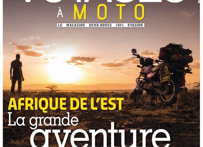 Voyages à Moto n°5