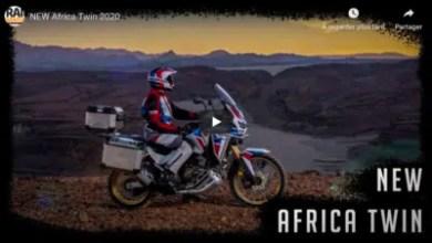 Photo of New Honda Africa Twin 2020 !