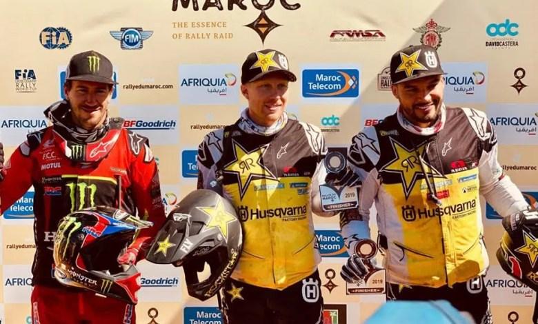 Photo of Le Rallye du Maroc 2020