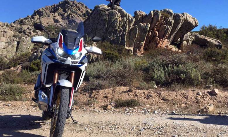 Photo of Honda Africa Twin 2020