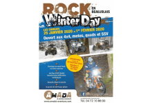 Photo of Rock Winter Day 2020