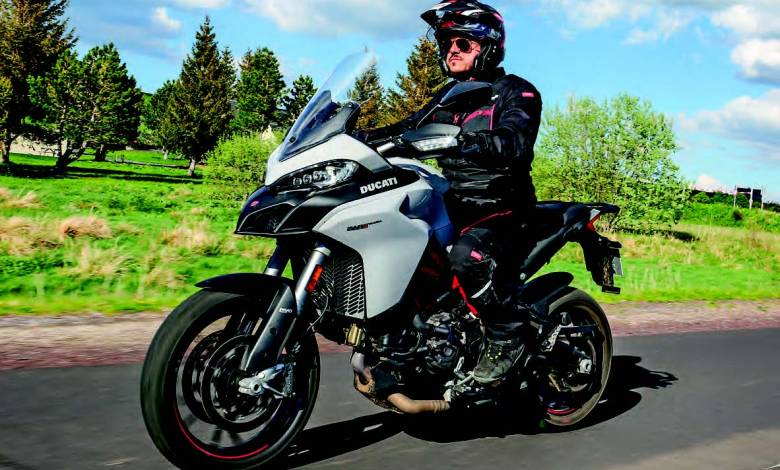 Photo of DUCATI MULTISTRADA 950 S 2019