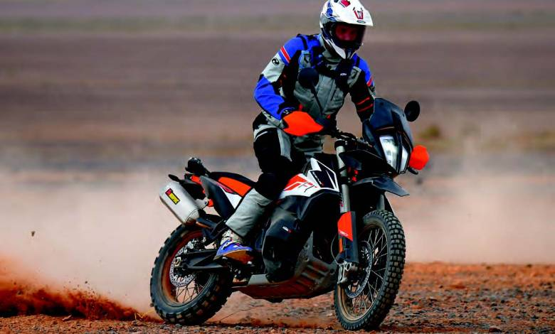 Photo of KTM 790 ADVENTURE R 2019