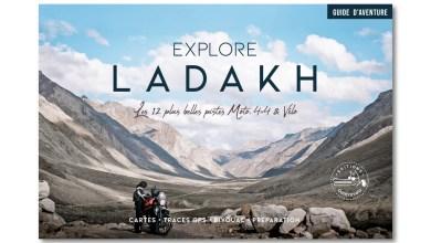 Photo of Livre Explore Ladakh par OunTravela
