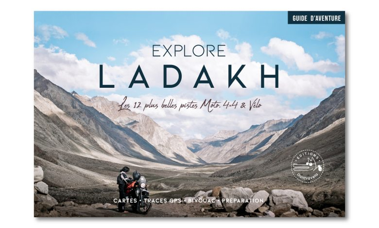 Photo of Livre Explore Ladakh par OunTravela