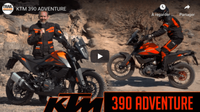 Photo of Essai vidéo – KTM 390 Adventure