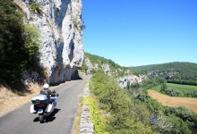 Photo of Road-book au fil du Lot (46)