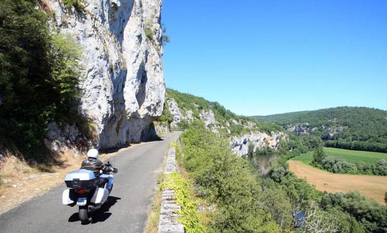 Photo of Road-book au fil du Lot (46)