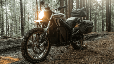Photo of Zero Motorcycles – Filson