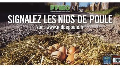 Photo of Opération nid-de-poule !