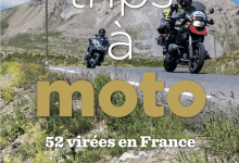 Photo of Michelin Éditions lance son nouveau guide Road Trips à moto