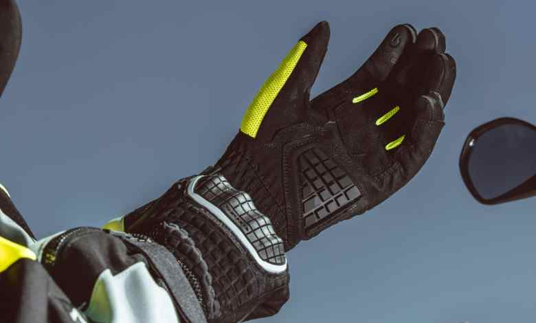 Photo of Gants Alu-Pro Evo, Spidi peaufine un de ses Best-Sellers