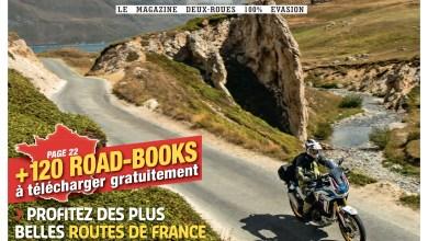 Photo of Voyages à Moto n°11 en kiosque !