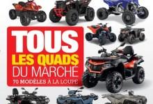Photo of Le Guide Du Quadeur 2021 en kiosque !