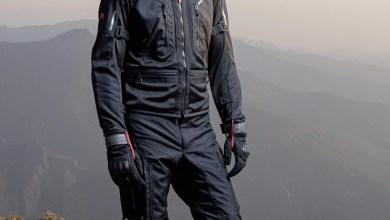 Photo of Blouson Tech Armor : ventilé, pièce maitresse du concept Mission-T