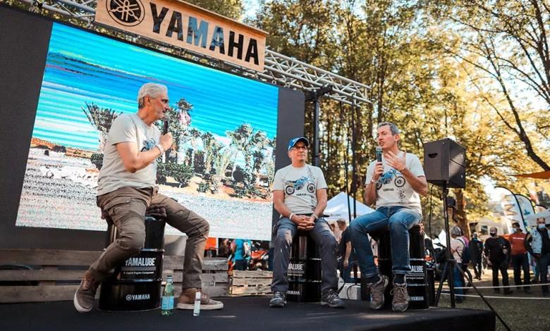 Photo of Yamaha de retour à l'Alpes Aventure Moto Festival