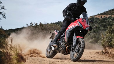 Photo of La Moto Morini X-Cape débarque en France