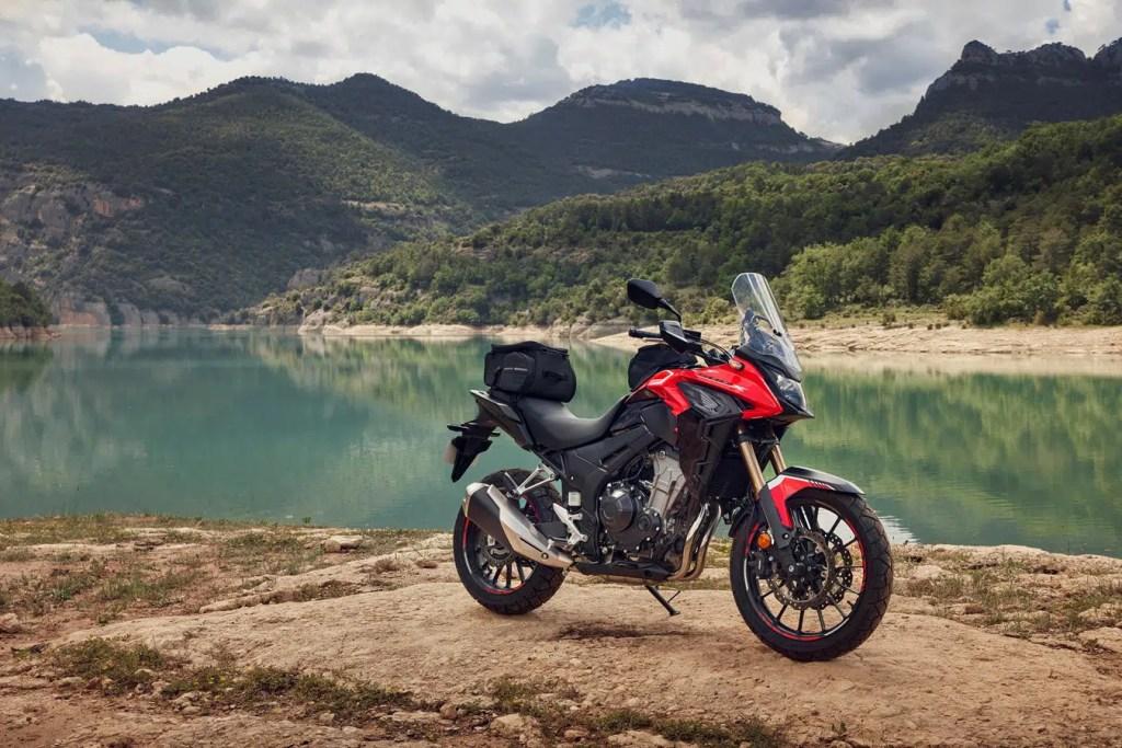 Honda CB 500X Statique