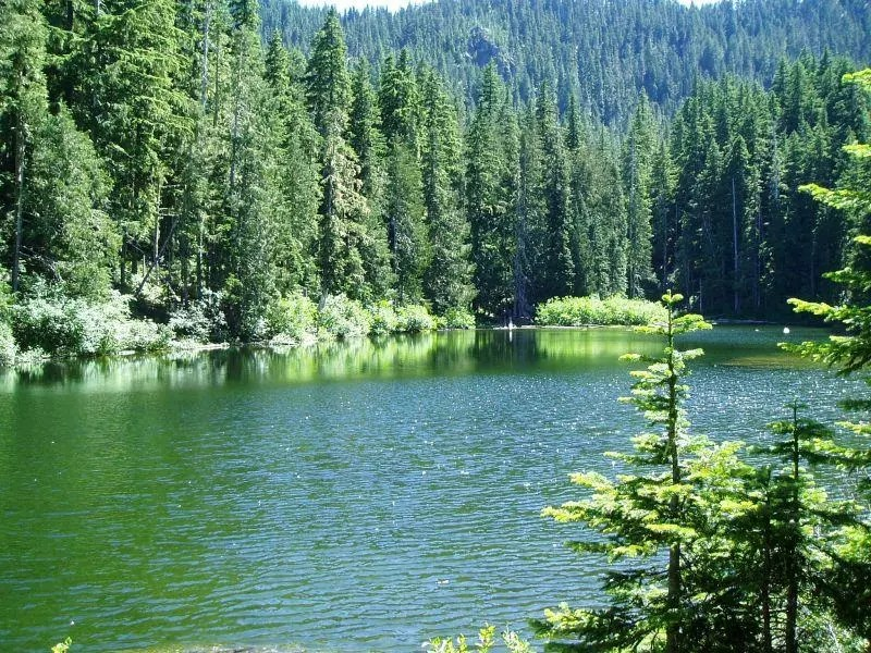 Big Slide Lake