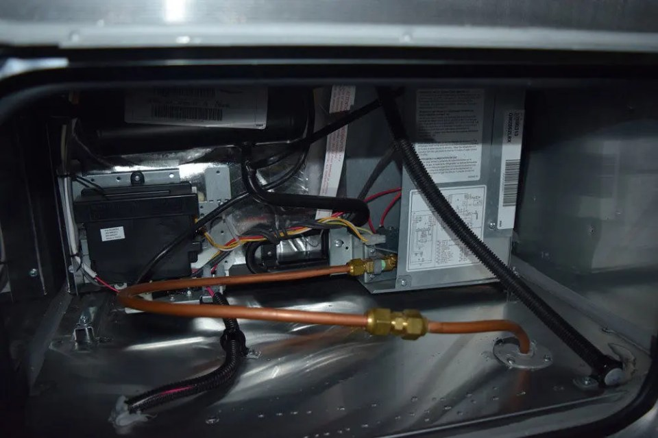 Refrigerator Vent