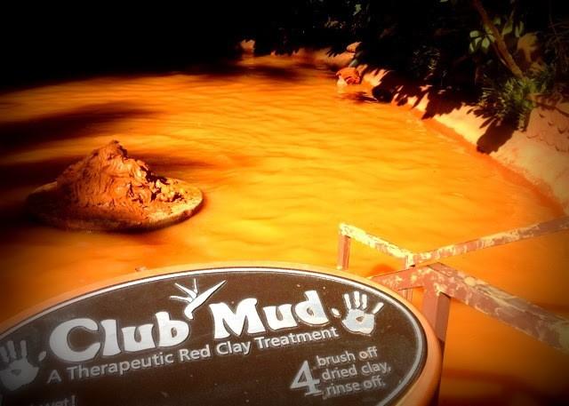 Club Mud Pool