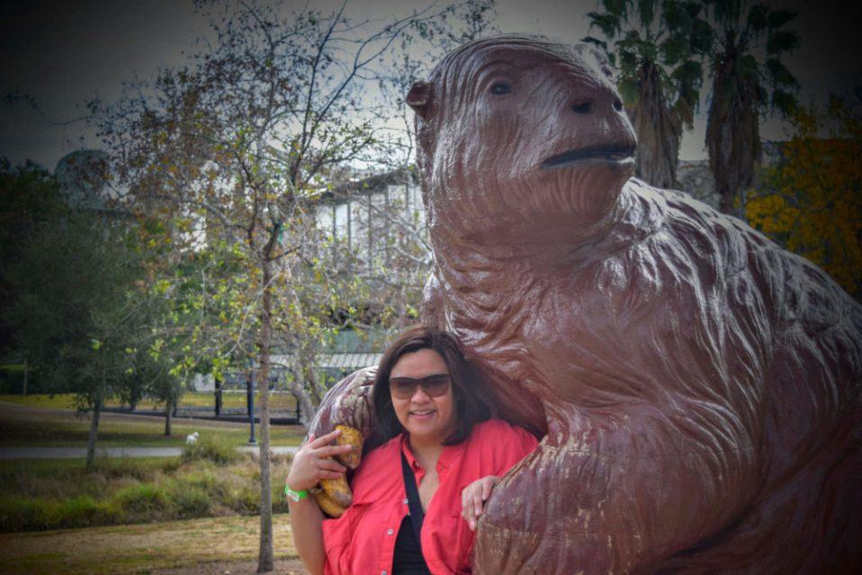 Sloth Cuddle!