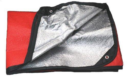 Radiant blanket