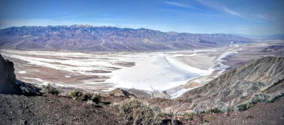 Death Valley in all its Glory