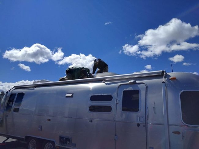 60-Day Airstream Maintenance - The Adventures of Trail & Hitch